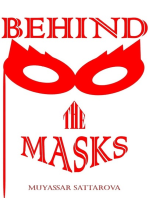 Behind the Masks Book 1