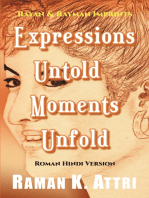 Expressions Untold - Moments Unfold