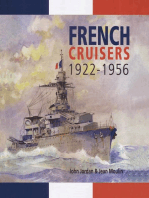 French Cruisers: 1922-1956