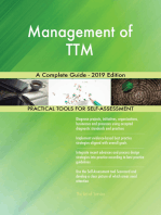 Management of TTM A Complete Guide - 2019 Edition