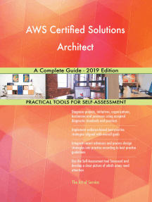 AWS Certified Solutions Architect A Complete Guide - 2019 Edition