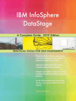 IBM InfoSphere DataStage A Complete Guide - 2019 Edition