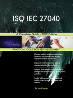 ISO IEC 27040 A Complete Guide - 2019 Edition
