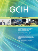 GCIH A Complete Guide - 2019 Edition