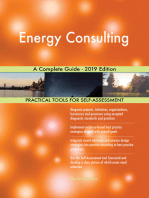 Energy Consulting A Complete Guide - 2019 Edition