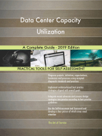 Data Center Capacity Utilization A Complete Guide - 2019 Edition