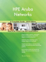 HPE Aruba Networks A Complete Guide - 2019 Edition