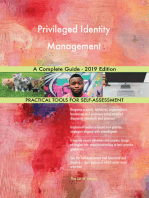 Privileged Identity Management A Complete Guide - 2019 Edition