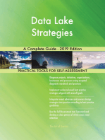 Data Lake Strategies A Complete Guide - 2019 Edition