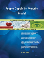 People Capability Maturity Model A Complete Guide - 2019 Edition