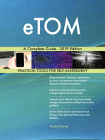 eTOM A Complete Guide - 2019 Edition
