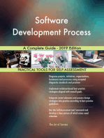 Software Development Process A Complete Guide - 2019 Edition