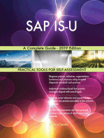 SAP IS-U A Complete Guide - 2019 Edition