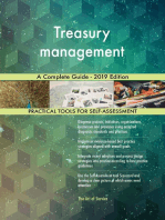 Treasury management A Complete Guide - 2019 Edition