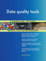 Data quality tools A Complete Guide - 2019 Edition