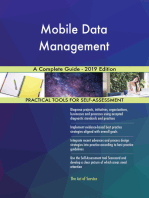 Mobile Data Management A Complete Guide - 2019 Edition