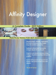 Affinity Designer A Complete Guide - 2019 Edition