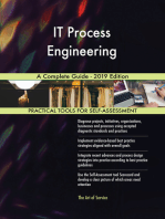IT Process Engineering A Complete Guide - 2019 Edition