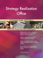 Strategy Realization Office A Complete Guide - 2019 Edition