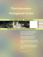 Plant Information Management System A Complete Guide - 2019 Edition