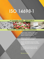 ISO 14698-1 A Complete Guide - 2019 Edition