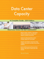 Data Center Capacity A Complete Guide - 2019 Edition