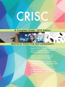 CRISC A Complete Guide - 2019 Edition