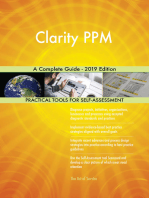 Clarity PPM A Complete Guide - 2019 Edition