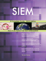 SIEM A Complete Guide - 2019 Edition