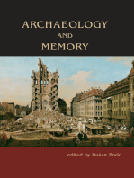 Archaeology and Memory