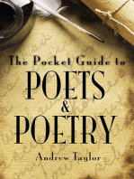 The Pocket Guide to Poets and Poetry