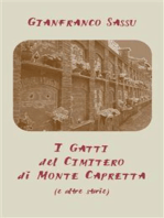 I Gatti del Cimitero di Monte Capretta (e altre storie)