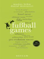 Fußballgames. 100 Seiten