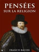 Pensées sur la religion