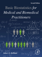 Biostatistics for Medical and Biomedical Practitioners