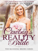 The Cowboy's Reality Bride
