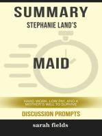 Summary of Maid