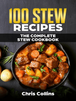 100 Stew Recipes. The Complete Stew Cookbook