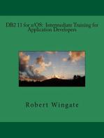 DB2 11 for z/OS