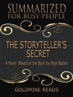 The Storyteller's Secret - Summarized for Busy People