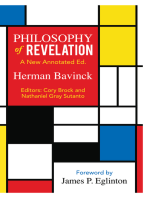 Philosophy of Revelation