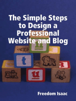 The Simple Steps to Design a Professional Website and Blog