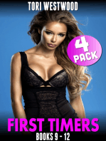 First Timers 4-pack - Books 9 - 12