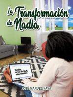 La transformación de Nadia: Divulgación de la psicología a través de una novela
