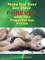 Make a Lady Become Sexually Addicted to You with This Powerful Sex Potion