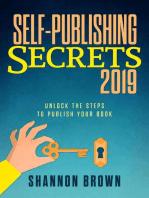 Self-Publishing Secrets 2019