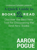 A Quick Guide to Books2Read