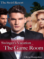 The Swirl Resort Swinger's Vacation The Game Room
