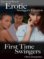 The Swirl Resort, Erotic Swinger's Vacation, First Time Swingers