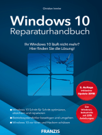 Windows 10 Reparaturhandbuch